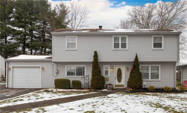 7408 Ranier Avenue, Youngstown, OH 44512 (MLS #4247213) :: The Art of Real Estate
