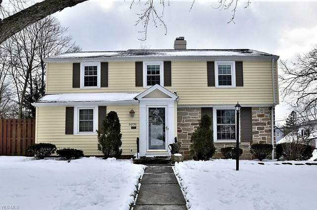 20770 Farnsleigh Road, Shaker Heights, OH 44122 (MLS #4247261) :: Keller Williams Legacy Group Realty