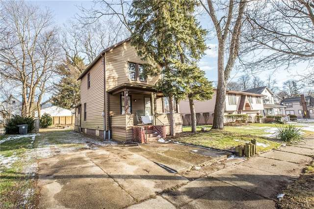 819 Carlysle Street, Akron, OH 44310 (MLS #4247322) :: The Jess Nader Team | RE/MAX Pathway