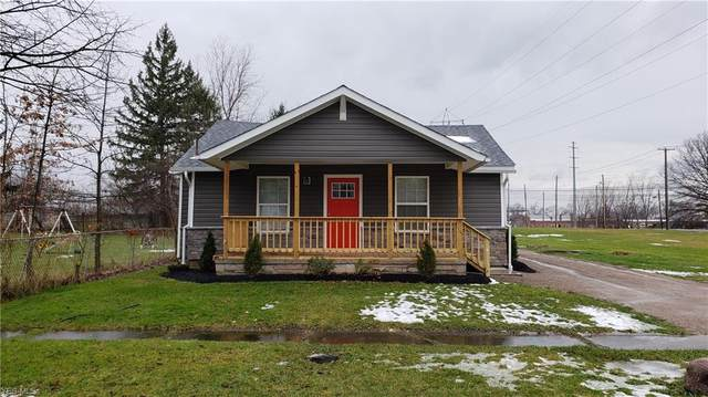 3614 Denver Avenue, Lorain, OH 44055 (MLS #4247617) :: The Art of Real Estate