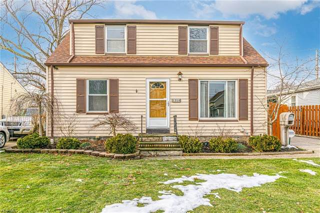 1358 Orchard Heights Drive, Mayfield Heights, OH 44124 (MLS #4247838) :: Krch Realty