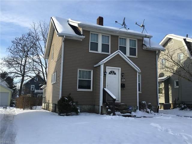 1264 Beardsley Street, Akron, OH 44301 (MLS #4247848) :: RE/MAX Trends Realty