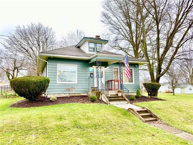 322 31st Street SW, Barberton, OH 44203 (MLS #4247866) :: Keller Williams Chervenic Realty
