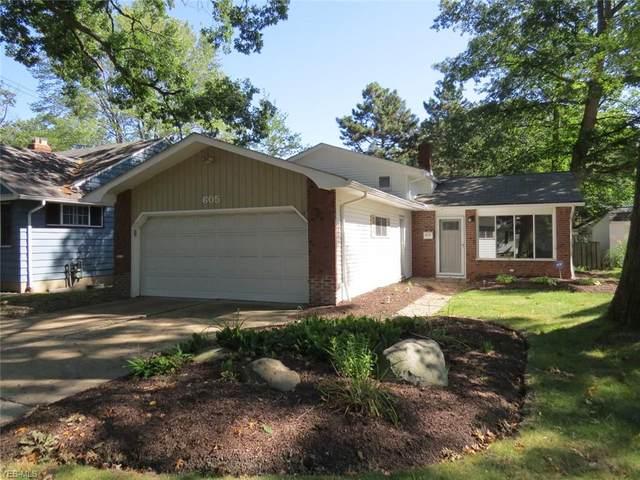 605 Kenilworth Road, Bay Village, OH 44140 (MLS #4247894) :: The Art of Real Estate