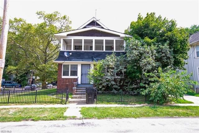 2915 E 111th Street, Cleveland, OH 44104 (MLS #4247939) :: Keller Williams Chervenic Realty