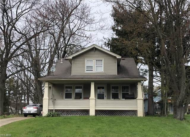228 Lowell Avenue, Youngstown, OH 44512 (MLS #4247993) :: Select Properties Realty