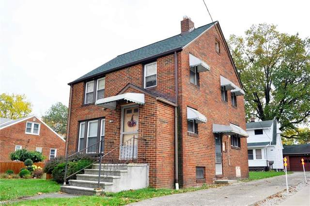 3809-3811 Burger Avenue, Cleveland, OH 44109 (MLS #4248063) :: Select Properties Realty