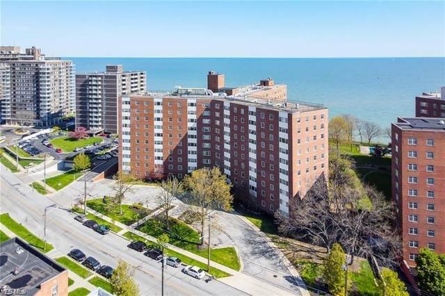 11850 Edgewater Dr. #911, Lakewood, OH 44107 (MLS #4248117) :: The Holden Agency