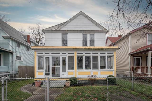 1637 Holmden Avenue, Cleveland, OH 44109 (MLS #4248308) :: RE/MAX Trends Realty