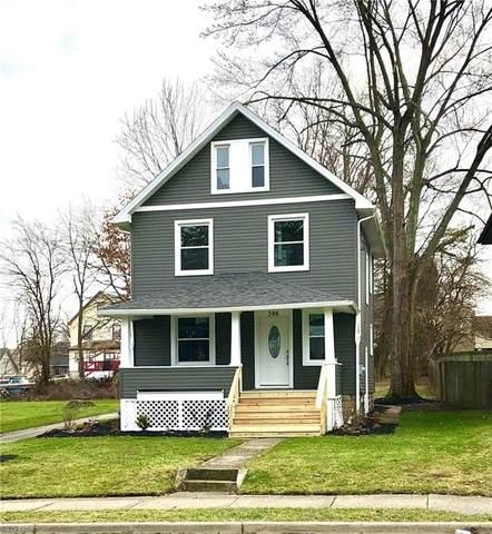 396 Elm Street, Struthers, OH 44471 (MLS #4248400) :: Keller Williams Chervenic Realty