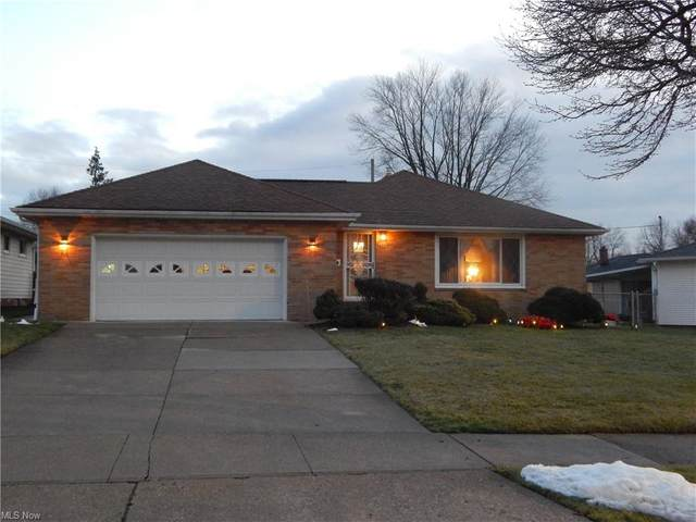 23446 Hillcroft Drive, Cleveland, OH 44128 (MLS #4248406) :: Select Properties Realty