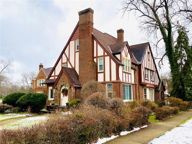 3722 Meadowbrook Boulevard, University Heights, OH 44118 (MLS #4248407) :: Select Properties Realty