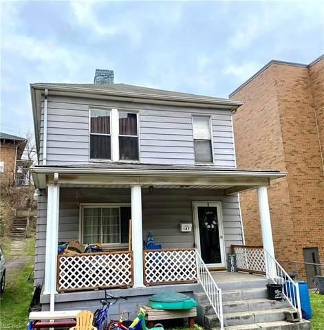 147 Ravine Street, Mingo Junction, OH 43938 (MLS #4248513) :: Keller Williams Legacy Group Realty