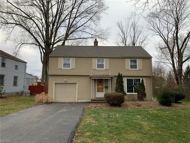 1540 Sunset Drive, Warren, OH 44483 (MLS #4248556) :: Keller Williams Legacy Group Realty