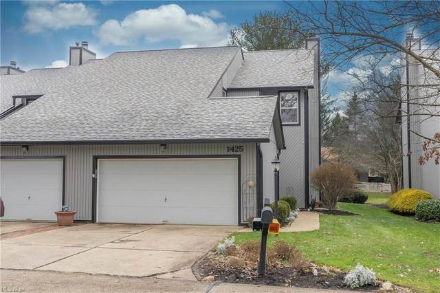 1425 Easthill Square NE, Canton, OH 44714 (MLS #4248577) :: Keller Williams Chervenic Realty