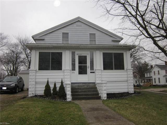 171 E Riddle Avenue, Ravenna, OH 44266 (MLS #4248579) :: RE/MAX Trends Realty