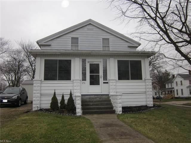 171 E Riddle Avenue, Ravenna, OH 44266 (MLS #4248579) :: The Crockett Team, Howard Hanna