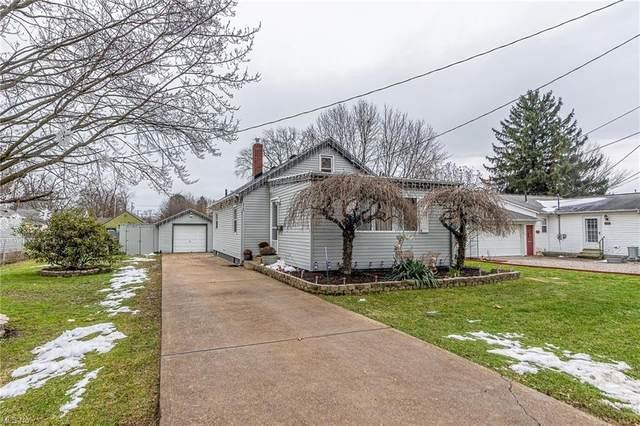 210 Avis Avenue NW, Massillon, OH 44646 (MLS #4248626) :: Keller Williams Legacy Group Realty