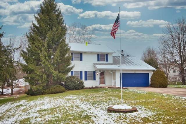 1687 Cloverview Drive, Uniontown, OH 44685 (MLS #4248660) :: Keller Williams Chervenic Realty