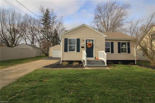 146 Aldrich Road, Youngstown, OH 44515 (MLS #4248701) :: Select Properties Realty