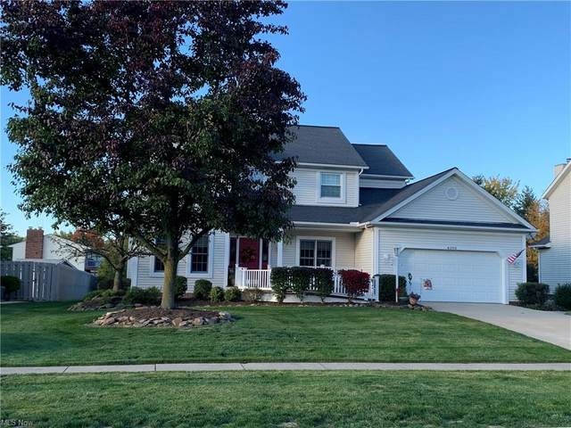 4393 Stone Creek Drive, Brunswick, OH 44212 (MLS #4248706) :: Keller Williams Chervenic Realty