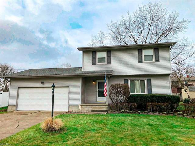 2382 Penny Lane, Youngstown, OH 44515 (MLS #4248801) :: RE/MAX Trends Realty