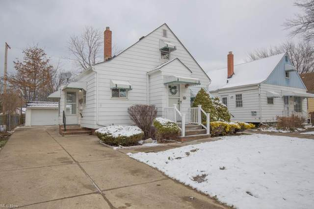 23701 Colbourne Road, Euclid, OH 44123 (MLS #4249002) :: The Art of Real Estate