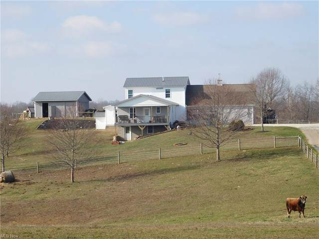 75733 Science Hill Road, Newcomerstown, OH 43832 (MLS #4249029) :: The Jess Nader Team | RE/MAX Pathway