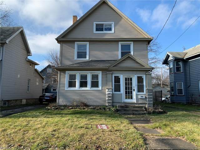 508 S Main Street, Niles, OH 44446 (MLS #4249043) :: The Art of Real Estate