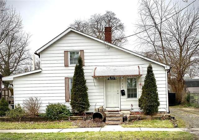 132 Victor Avenue, Niles, OH 44446 (MLS #4249124) :: Krch Realty