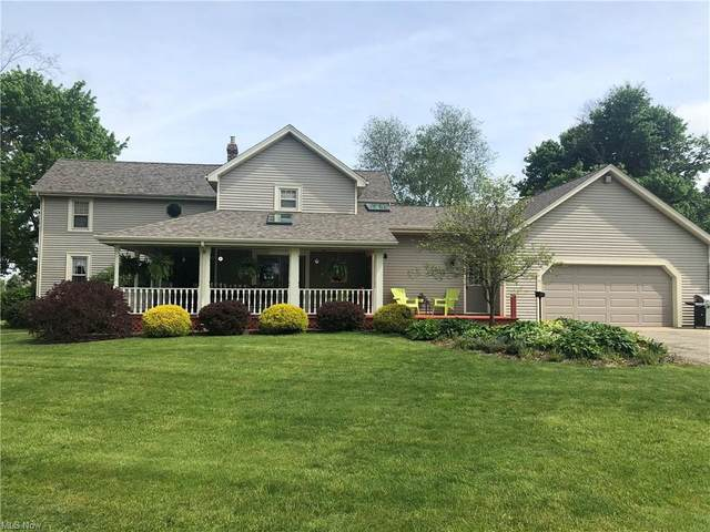 45459 State Route 14, Columbiana, OH 44408 (MLS #4249132) :: Krch Realty