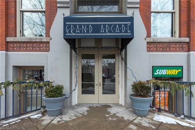408 W Saint Clair Avenue #608, Cleveland, OH 44113 (MLS #4249139) :: TG Real Estate