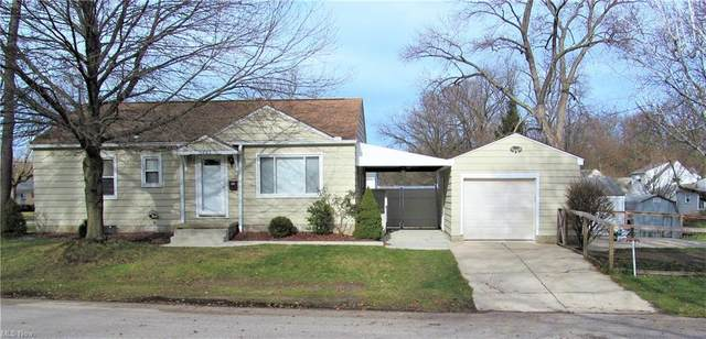 1223 Clifton Avenue, Akron, OH 44310 (MLS #4249221) :: Keller Williams Legacy Group Realty