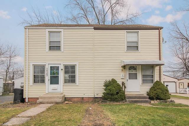 14107 Tuckahoe Avenue, Cleveland, OH 44111 (MLS #4249241) :: RE/MAX Trends Realty