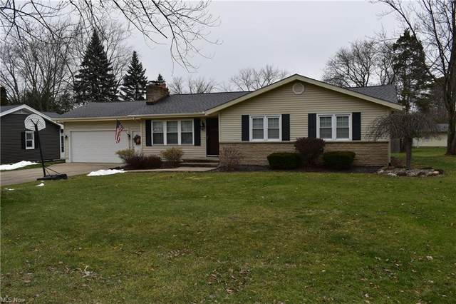 145 Maplewood Drive, Jefferson, OH 44047 (MLS #4249242) :: The Holden Agency