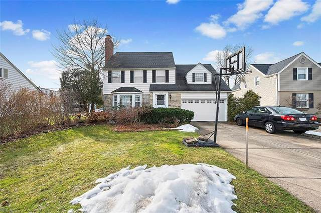 14438 Washington Boulevard, University Heights, OH 44118 (MLS #4249291) :: RE/MAX Trends Realty