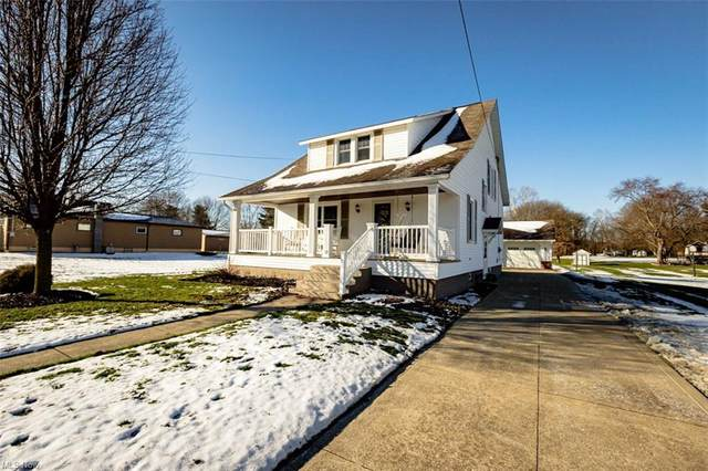 163 N Mckinley Street, Waynesburg, OH 44688 (MLS #4249299) :: Tammy Grogan and Associates at Cutler Real Estate