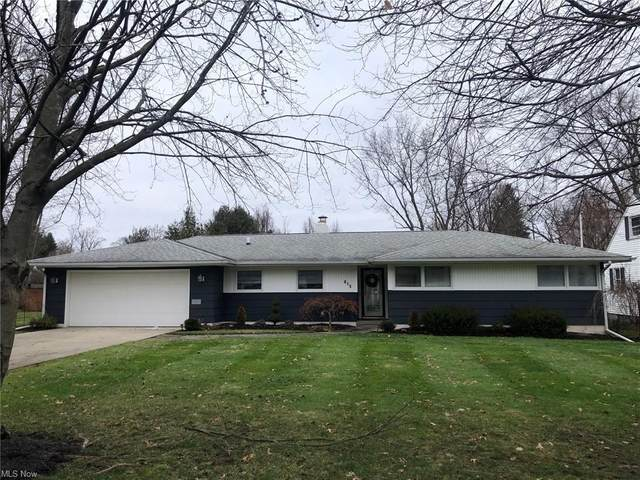 415 Maplewood Drive, Alliance, OH 44601 (MLS #4249342) :: RE/MAX Trends Realty