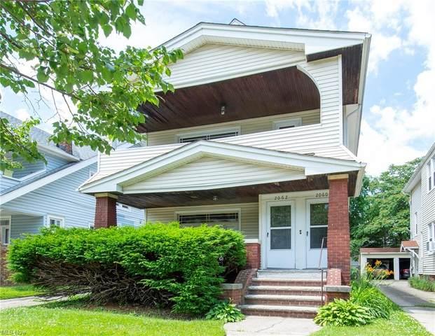 2060 Waterbury Road, Lakewood, OH 44107 (MLS #4249355) :: The Holden Agency