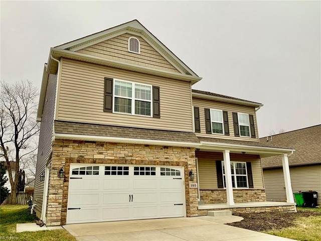 185 Shoreland Circle, Willowick, OH 44095 (MLS #4249376) :: Krch Realty