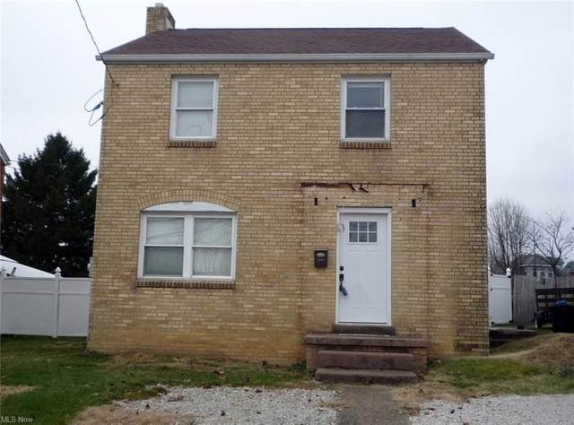 2205 Fairview Avenue, Parkersburg, WV 26101 (MLS #4249432) :: The Crockett Team, Howard Hanna