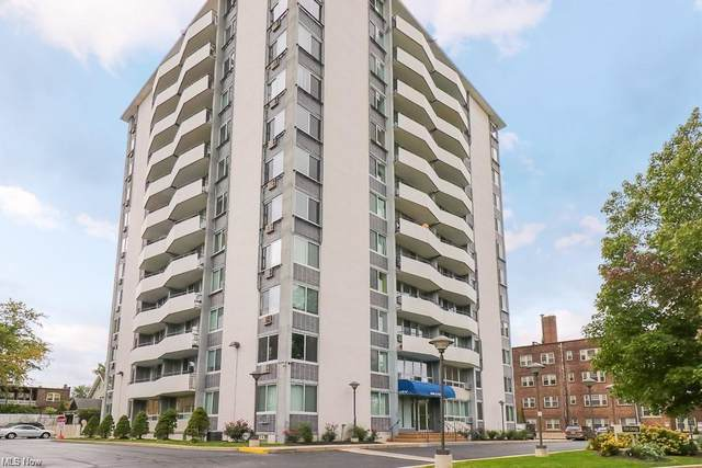 11811 Lake Avenue #907, Lakewood, OH 44107 (MLS #4249449) :: The Holden Agency