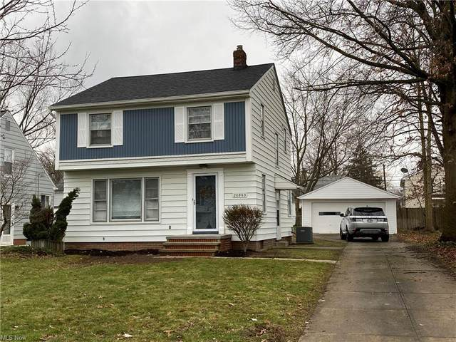 20863 Northwood Avenue, Fairview Park, OH 44126 (MLS #4249513) :: RE/MAX Trends Realty