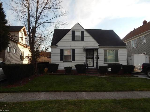 14906 Kingsford Avenue, Cleveland, OH 44128 (MLS #4249514) :: Select Properties Realty
