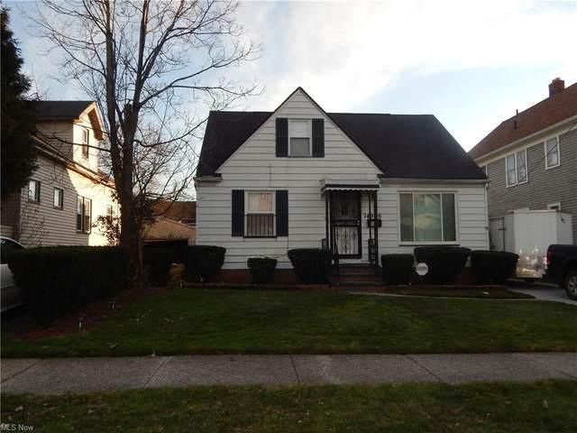 14906 Kingsford Avenue, Cleveland, OH 44128 (MLS #4249514) :: Keller Williams Chervenic Realty