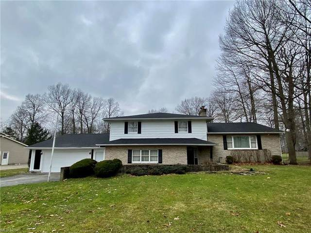 2645 Niles Vienna Road, Niles, OH 44446 (MLS #4249587) :: The Art of Real Estate