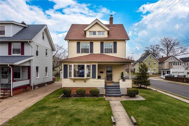 2103 Richland Avenue, Lakewood, OH 44107 (MLS #4249596) :: The Holden Agency