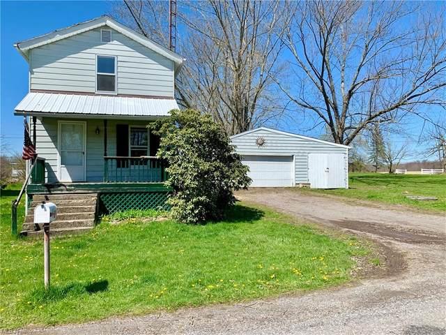 1299 Sheffleton Road, Deerfield, OH 44411 (MLS #4249653) :: The Crockett Team, Howard Hanna