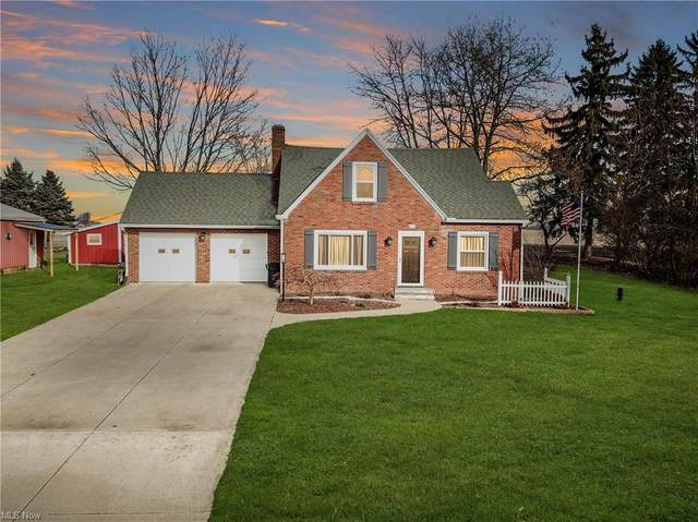 9890 W High Street, Orrville, OH 44667 (MLS #4249713) :: RE/MAX Trends Realty