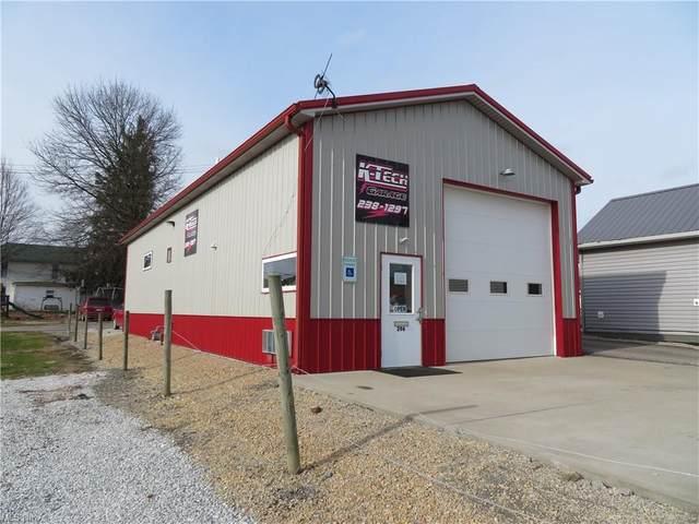 260 S Chestnut Street, Barnesville, OH 43713 (MLS #4249715) :: Krch Realty